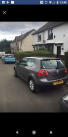 Volkswagen, GOLF, Hatchback, 2004, Manual, 1390 (cc), 3 doors