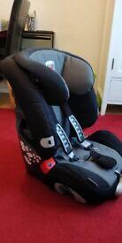 Britax Evolva baby car seat