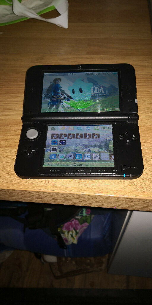 Nintendo 3DS XL with 60+ games installed | in Dawley, Shropshire | Gumtree