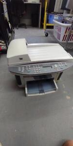 HP LaserJet M1522NF All-In-One Laser Printer