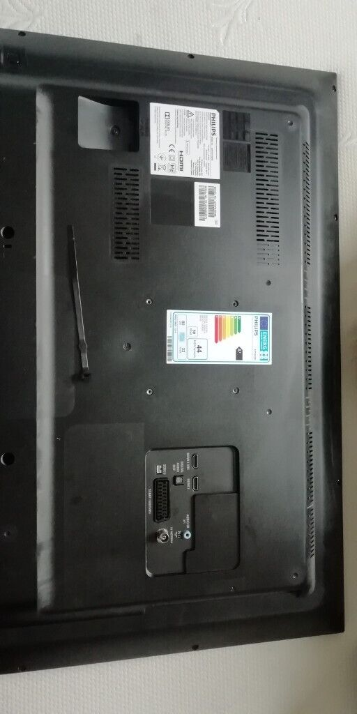 philips 32 inch hd led tv 32pha4100/88 - Black screen with sound | in  Ilford, London | Gumtree