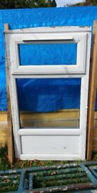 Double glazed kitchen window 68cm x 120cm