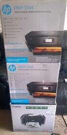 BARGAIN HP & CANON PRINTERS FOR SALE