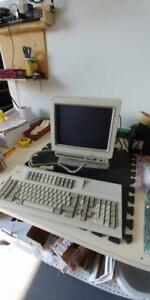IBM 3476 twinax terminal with 122 keyboard for as400 iseries