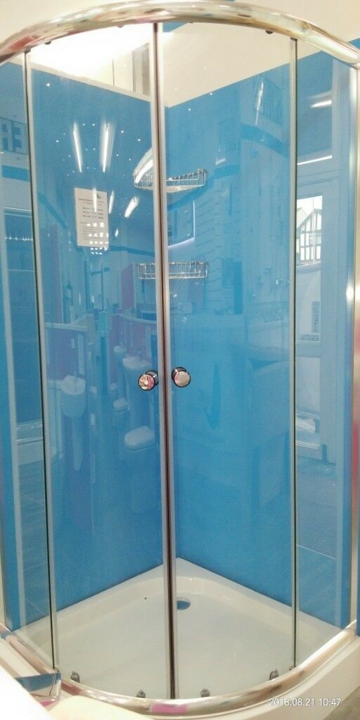 FLASH SALE- Bella Quadrant Shower Enclosure With Tray | in Sandwell ...
