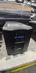 APC Smart-UPS SMT 1500 1440VA 1000W 120V 8-Outlet LED UPS SMT1500 NEW BATTERIES