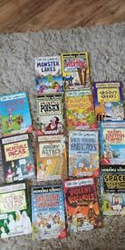 Horrible Histories/Science/Geography Books For Sale