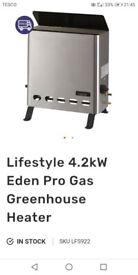 Brand new Greenhouse heater