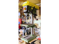 Warco 2B12 Bench Drill nearly new