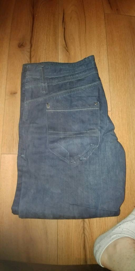 Jack and jones designer jeans sz 36
