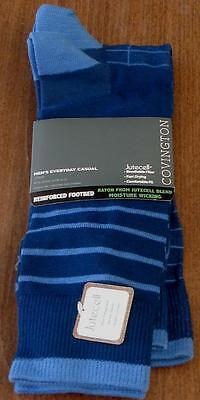 Covington 2 Pack Men's Everyday Casual Socks - Shoe Size 6-12 - BRAND (Covington Mens Socks)