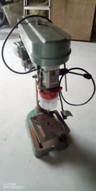 Pillar Drill 5 Speed Press by NUTOOL Used but in good working order