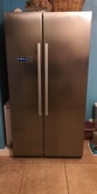 Swan American Fridge Freezer