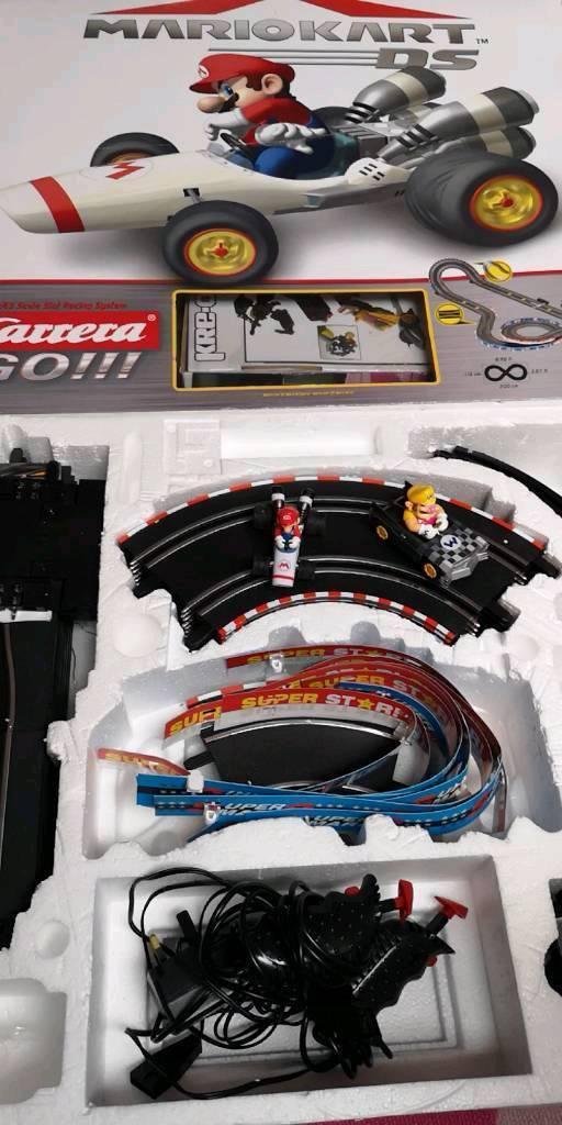 Mario Kart Electric Racing Track