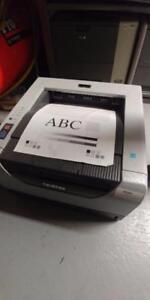 Brother Model HL-53 Wireless Laser Printer HL-5340D *Tested Working*