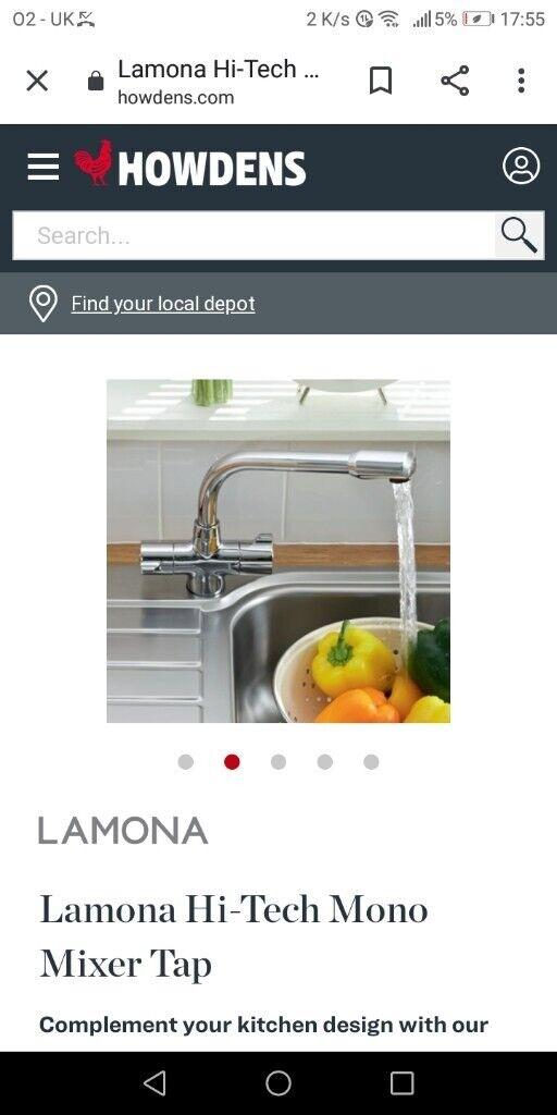 wyprzedaż resztek magazynowych Darmowa dostawa świetne dopasowanie Lamona hi tech mono mixer tap | in Dunfermline, Fife | Gumtree