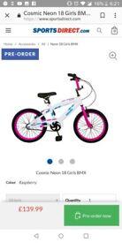 Kids 18inch brand new in box bike