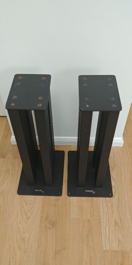 Target R4 Speaker Stands Ideal For Medium To Large Bookshelf Speakers