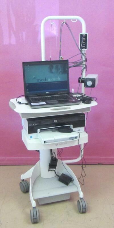 Laborie Mediwatch w/ Sensic Anorectal Manometry Urodynamic Testing System