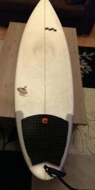 6.3 surfboard