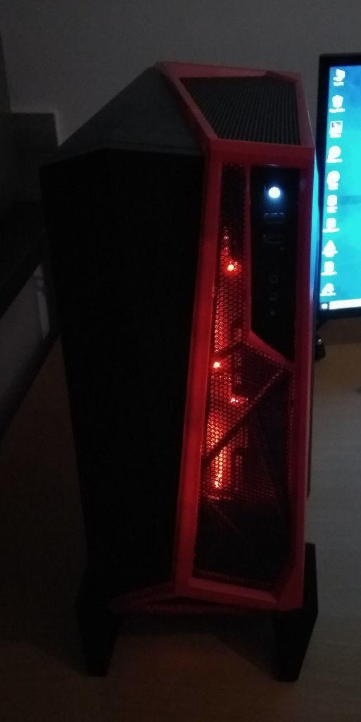 Powerful Gaming PC Intel Core i5 Skylake 16GB DDR4 Radeon R9 390X 8GB SSD+HDD Win10 Pro + OPTIONS!