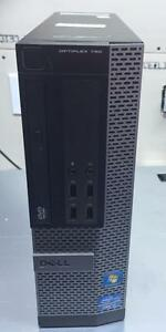 Dell Optiplex 990 Small Form Factor PC Intel i5-2400 upto 3.4GHz CPU 8GB RAM 500GB SATA HDD DVDRW Windows 7