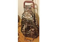 Shopping Trolley Wheelie Bag Foldable
