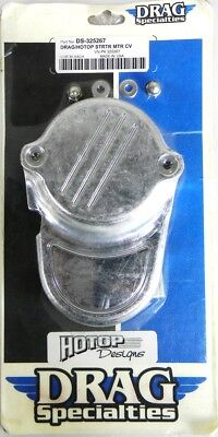 Drag Specialties / Hotop Designs 325267 Chrome Starter Motor Cover BT 95-05 NOS Drag Specialties Chrome Motor