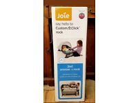Joie Rocker (2 in 1 snooze or rock)! NEW/SEALED!