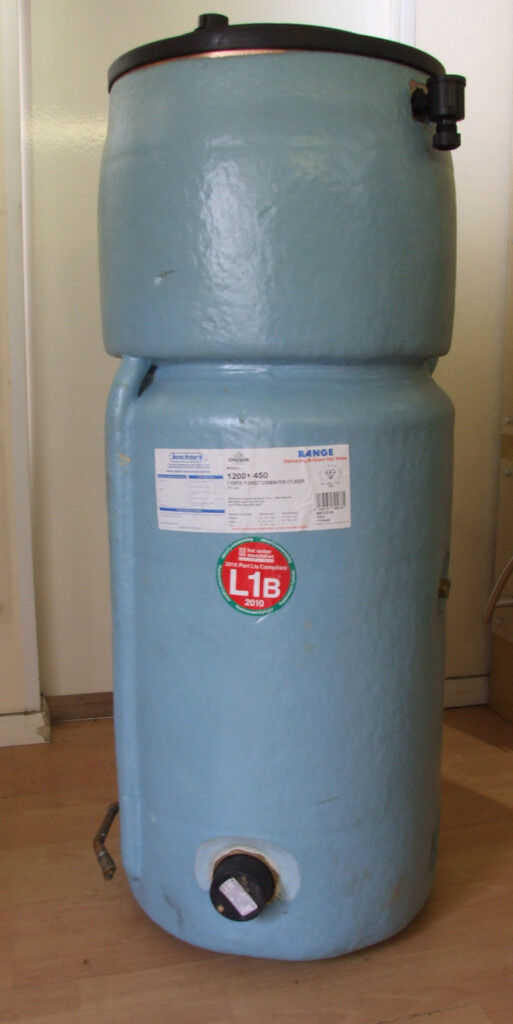 Fortic Direct Combination Hot Water Cylinder In Totnes