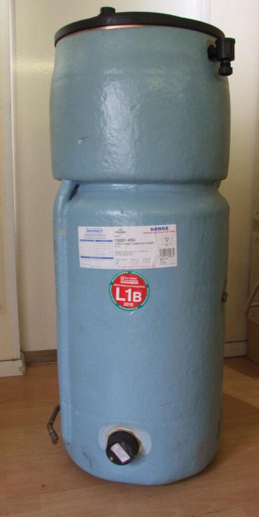 Fortic Direct Combination Hot Water Cylinder | in Totnes, Devon ...