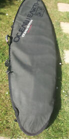Ocean & Earth Global Travel Series 6'8 Surfboard Bag