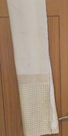 Blackout curtains & matching quilt