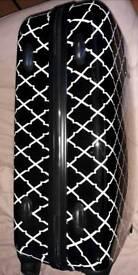 Myleene Klass hard shell suitcase