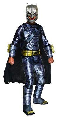Jungen Kind Gepanzerte Batman V Superman: Dawn Of Gerechtigkeit Luxus Kostüm