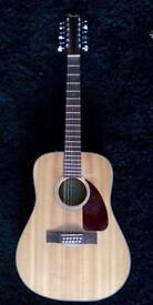 Fender cd160se 12