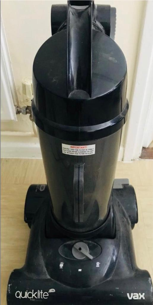 VAX bagless powerful upright hoover | in Guildford, Surrey | Gumtree