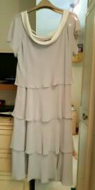Special occasion dress and shoes for sale
