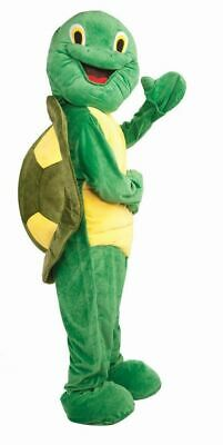 Turtle Mascot Quality Costume Reptile Adult Men Women Ninja Standard New XL-XXL New Mascot Costume