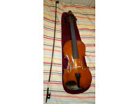 Alfred Stingle by Höfner AS - 060 - V 4/4 Violin Outfit