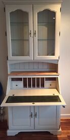 Display Case / Display Cabinet / Writing Desk / Sideboard -Beautiful Item - Local Delivery available