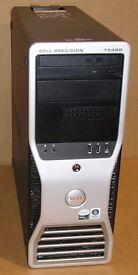 8 core xeon gaming PC, 8gb ram