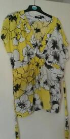 Womens top size 20