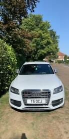 Audi SQ5 3.0 313BHP TDI QUARRRO SQ5 GMBH Sports package
