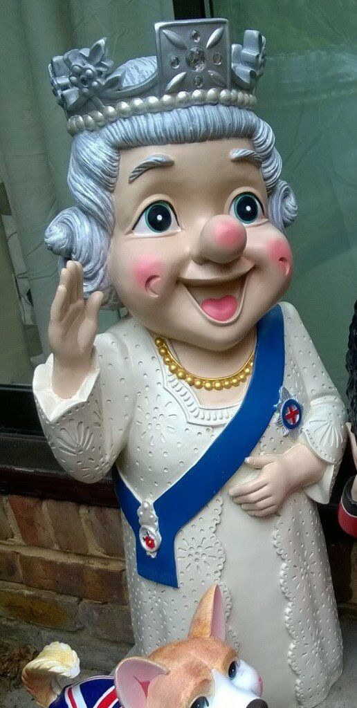 Asda Queen Gnome For Sale In Orpington London Gumtree