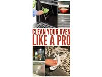 Oven Cleaning 99% eco & family friendly