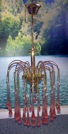 Ceiling light ( chandelier)