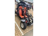 Road legal buggy 8 month mot 250cc not motorbike scooter pit bike quad trike