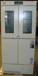 Panasonic Sanyo MediCool MPR-414 414 414F Pharmaceutical Refrigerator Fridge Cooler Freezer 4 door