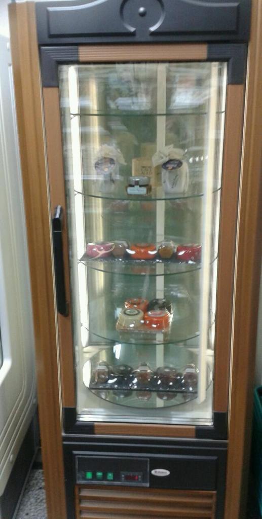 Valera rotary fridge